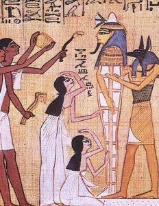 Plangerea lui Osiris